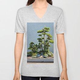 Forest Island Unisex V-Neck