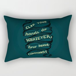 Angels and Airwaves - Tunnels Rectangular Pillow