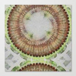 Unqualification Configuration Flower  ID:16165-051033-17830 Canvas Print