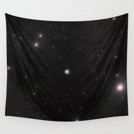Endless space loop Wall Tapestry