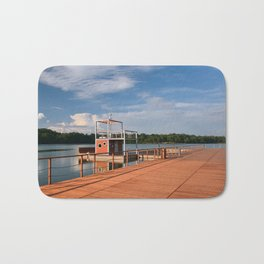 Kamencove jezero Bath Mat