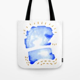 01 party dino Tote Bag