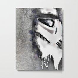 The Trooper Metal Print