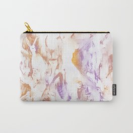 Golden Wonderland in Violet Carry-All Pouch