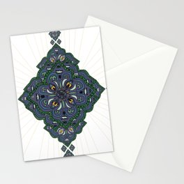 Lively Earth Mandala - v.2 Stationery Cards