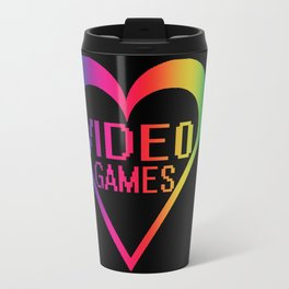 love video games Travel Mug