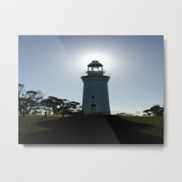 Table Cape Lighthouse - Tasmania Metal Print
