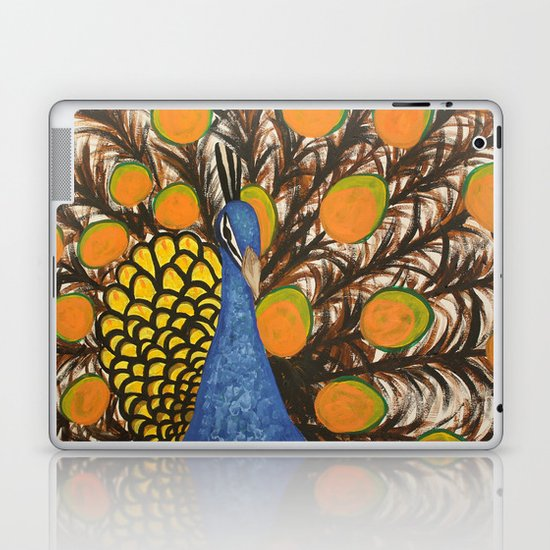 """color me feather"" Laptop & iPad Skin"