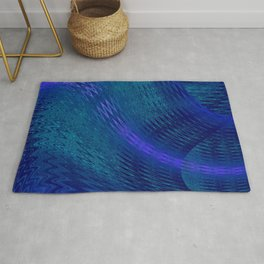 Stream Light Rug
