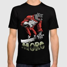 m'orc from orc MEDIUM Mens Fitted Tee Black