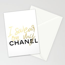Glamour Decor Stationery Cards