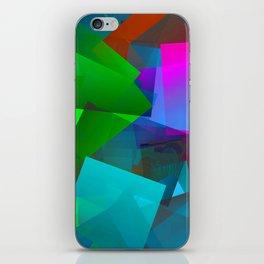 The light, dark wintertime ... iPhone Skin