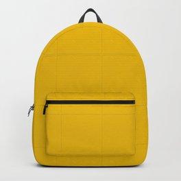 Golden Poppy Corn Square Backpack