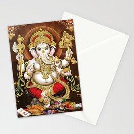 Hindu Ganesha 6 Stationery Cards
