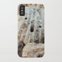 coral iPhone & iPod Cases featuring Coral by Lori Anne Photography