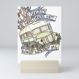 Into the Wild Mini Art Print
