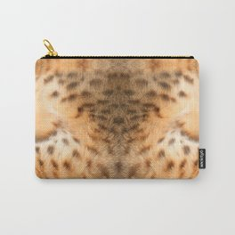 living fur Carry-All Pouch