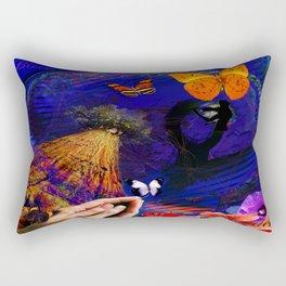 The Good Earth  Sequoia Rectangular Pillow