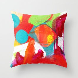 Lil' Ditty II Throw Pillow