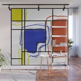 Bass Drip Wall Mural