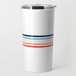 Vintage T-shirt No5 Travel Mug