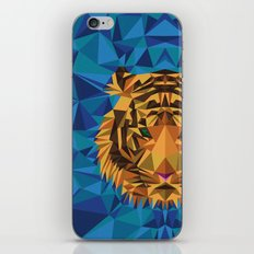 Liger Abstract - Its a Lion Tiger Hybrid iPhone & iPod Skin
