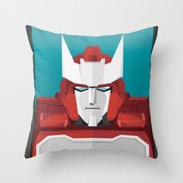 Ratchet MTMTE Throw Pillow