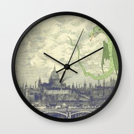 This is Not a Drill Wall Clock