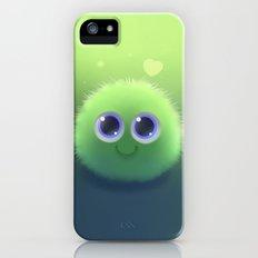 Fluffy Chu iPhone (5, 5s) Slim Case