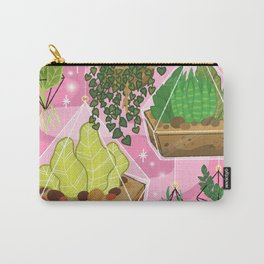 Hanging House Plants Carry-All Pouch