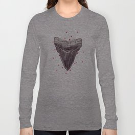 Love Bit Megalodon Long Sleeve T-shirt