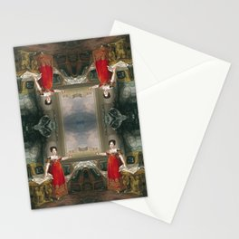 Maria 1829 Stationery Cards