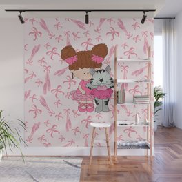 I love To Dance Wall Mural