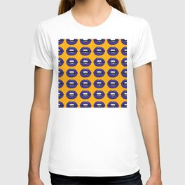 Blue Lips T-shirt