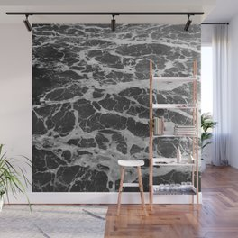 Sea Foam Wall Mural