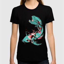 AriZona Butterfly Koi T-shirt