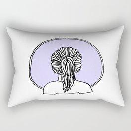 girl 1 Rectangular Pillow