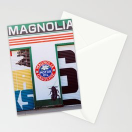 Get Your Kicks Route 66 Retro Art Stationery Cards