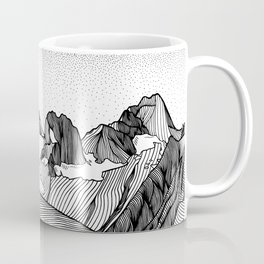 Snowpatch Spire Coffee Mug