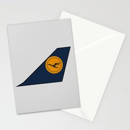 Lufthansa Stationery Cards