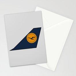Lufthansa Stationery Cards