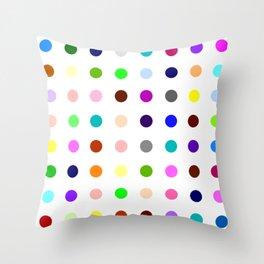 Phenobarbital Throw Pillow