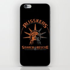 Snake Plissken's Search & Rescue Pty. Ltd. iPhone & iPod Skin