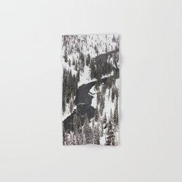 Yellowstone National Park - Lewis River Hand & Bath Towel