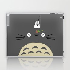 Cute Totoro Laptop & iPad Skin