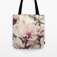 royal Tote Bags featuring Royal by Laura Ruth
