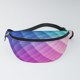 Abstract Colorful Art Pattern (LTBG - Low poly) - Texture aka. Spectrum Bomb! (Photoshop Colorpicker Fanny Pack