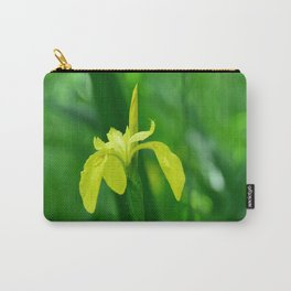 Yellow Iris in the Marsh Carry-All Pouch