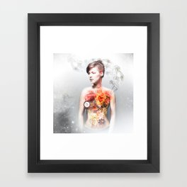 The Heart II Framed Art Print