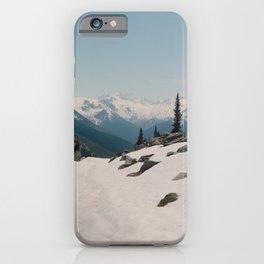 Hermit Trail iPhone Case